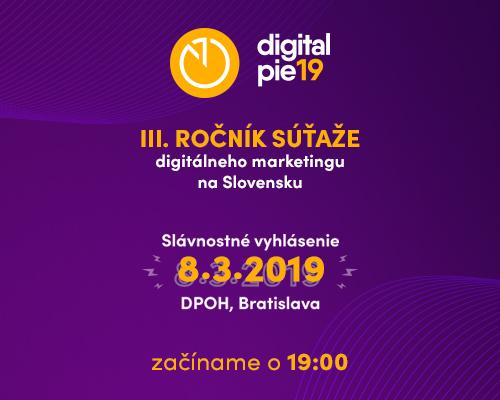 Digital PIE 2019 galavecer