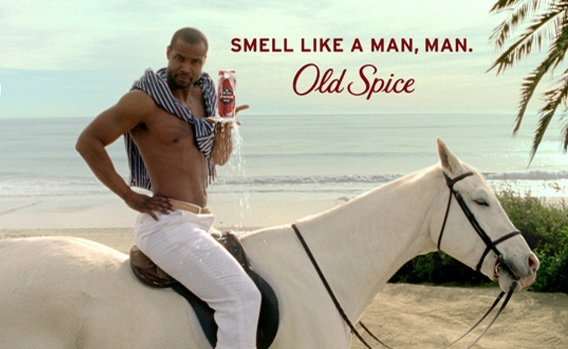 The Age of the Old Spice Man