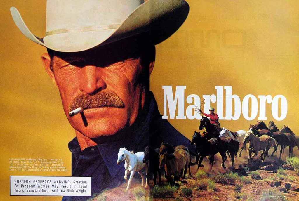 The Era of the Marlboro Man
